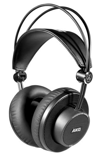 AKG K245 studio headphones