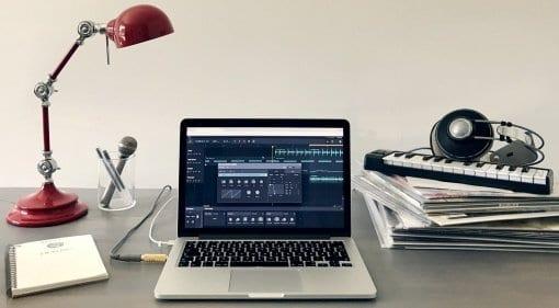 Amped Studio Borwser DAW