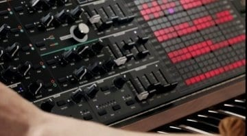Arturia Matrixbrute review BLAWAN