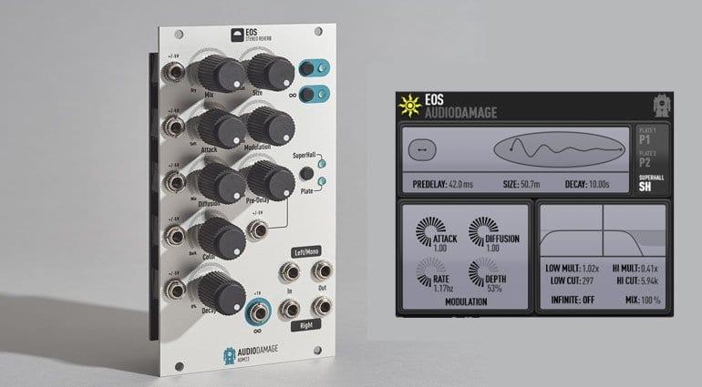 Audio Damage ADM23 EOS