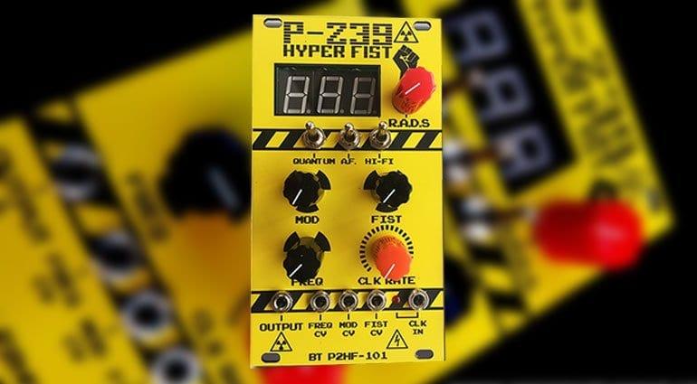 Beast-Tek Plutonium-239 Hyper Fist VCO