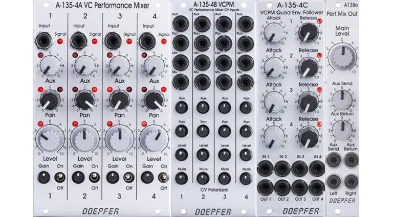 New Doepfer modules