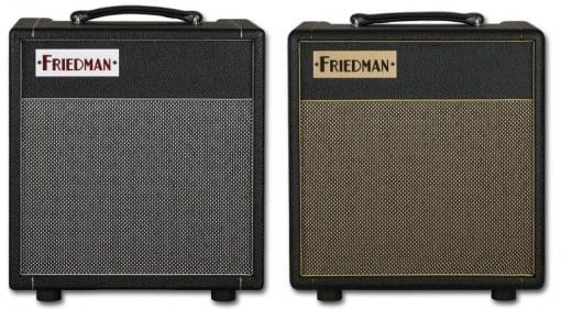 Friedman Dirty Shirley and Pink Taco 20 watt combos