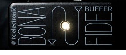 TC Electronics PolyTune 3 Bonafide Buffer