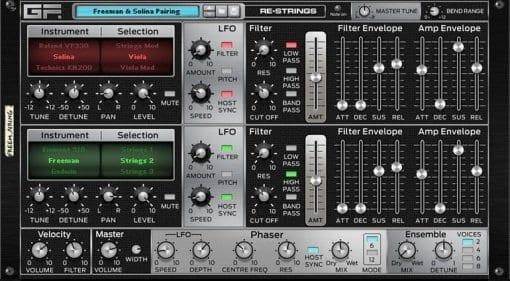GForce Re-Strings
