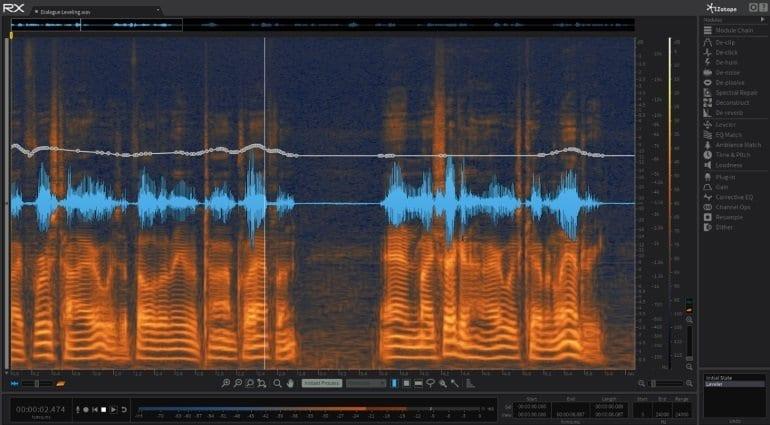 iZotope RX 6 audio repair plug-ins coming April 20, free upgrade
