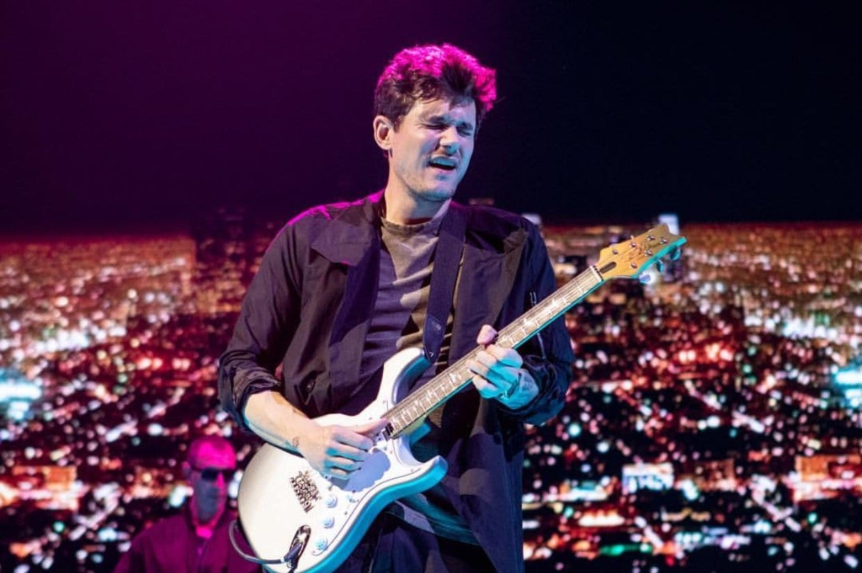 Sighted A New Prs John Mayer Stratocaster Gearnews Com