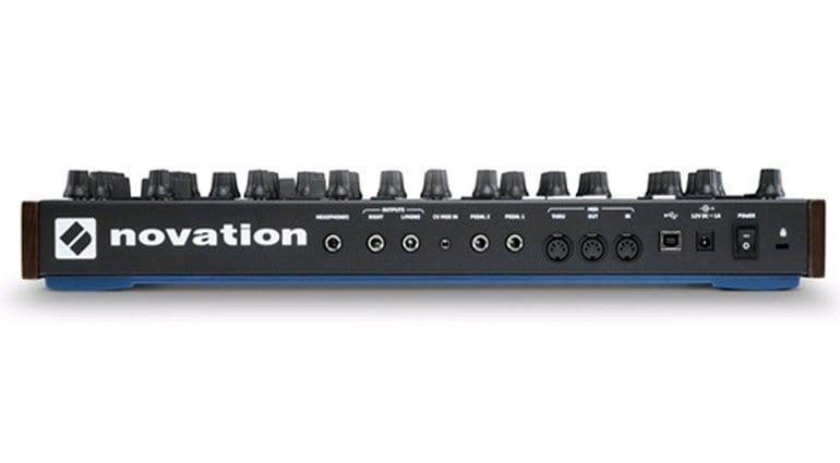 Novation Peak rear
