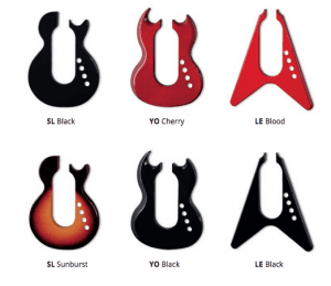 Pons Guitar Revolution bodies