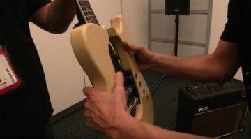 Pons Guitar Revolution bodies