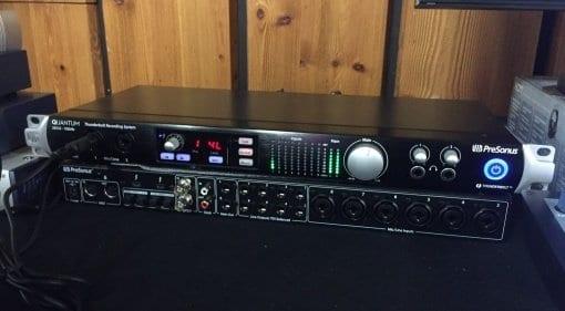 PreSonus Quantum audio interface