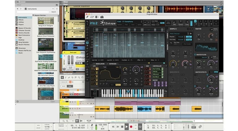 Propellerhead Reason 9.5 VST Support