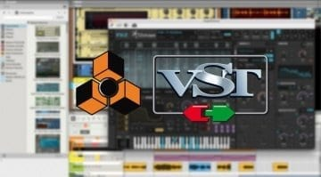 Propellerhead Reason 9.5 with VST support