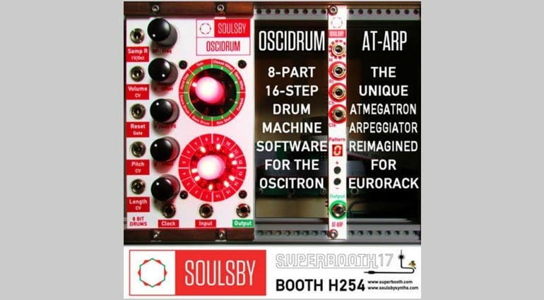 Soulsby Superbooth