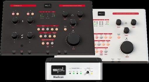 SPL Crimson 3 Madicon