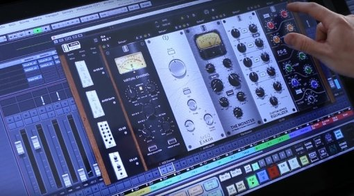 Steven Slate RAVEN 3.3 mixing system