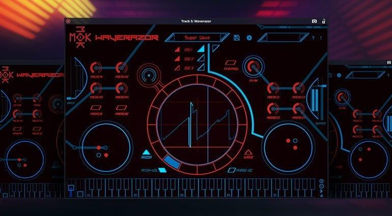 Tracktion Waverazor
