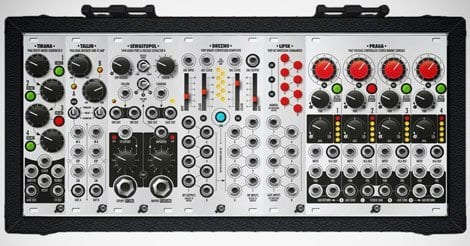 XAOC Superbooth rack