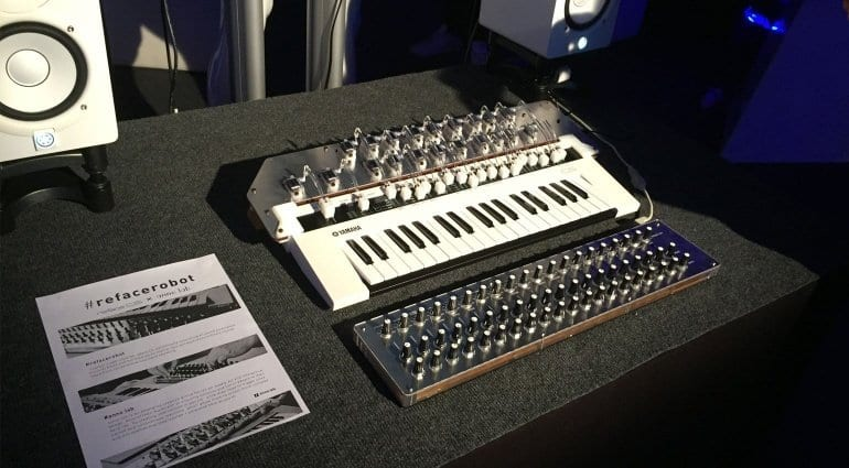 superbooth 2017 what 39 s yamaha inventing with the reface
