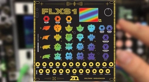 Zetaohm FLXS1 4 Channel 64 Step Sequencer