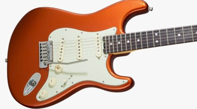 Fender American Elite with rosewood fretboard