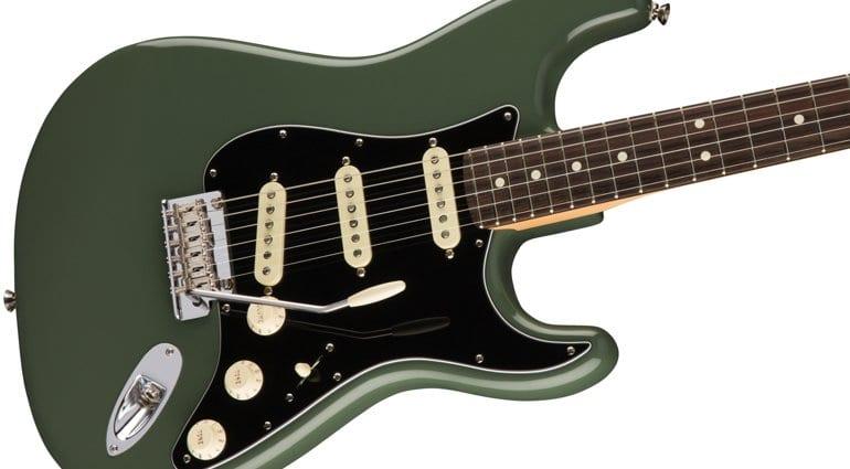 Fender CITES Rosewood Stratocaster