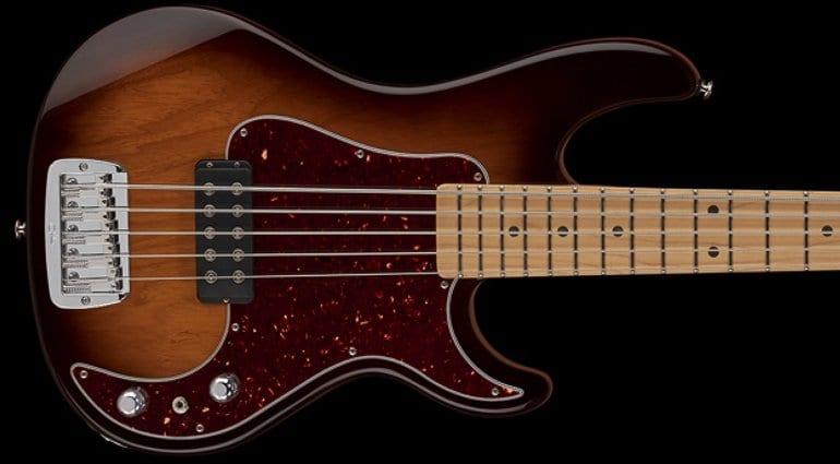 G&L Kiloton 5-String bass