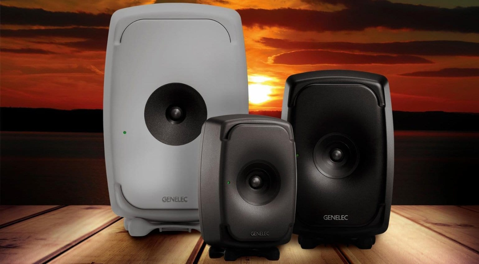 genelec piles on the superlatives for 39 the ones 39 compact studio monitors. Black Bedroom Furniture Sets. Home Design Ideas