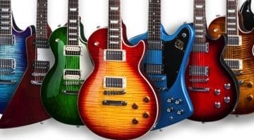 Gibson Custom Shop rumours 2017