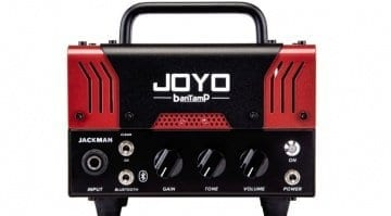 JOYO BanTamP Jackman Bluetooth mini tube guitar amp head