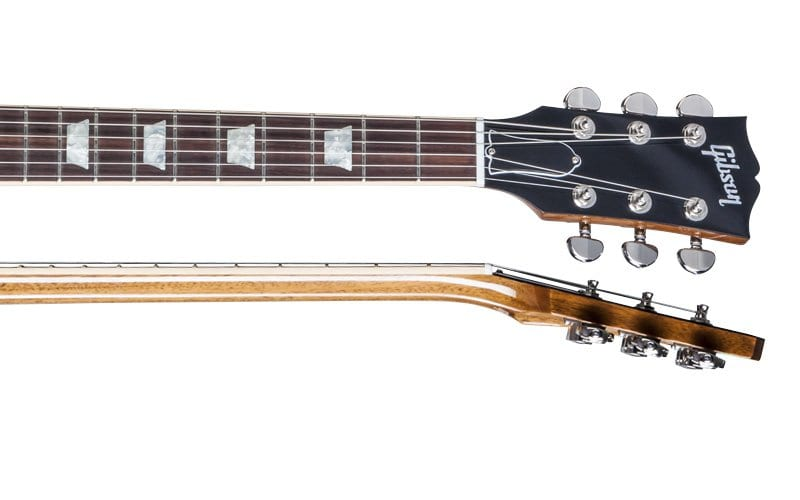 Gibson Custom Modern Double Cut Standard with Apex headstock