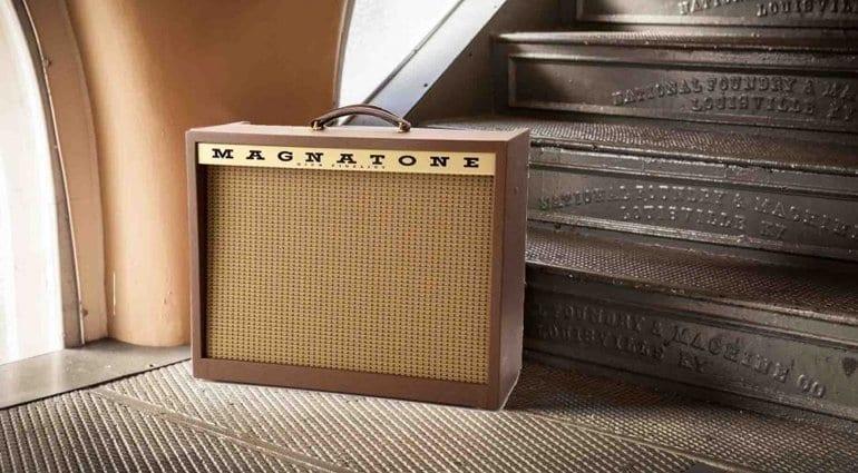 Magnatone Varsity Reverb combo