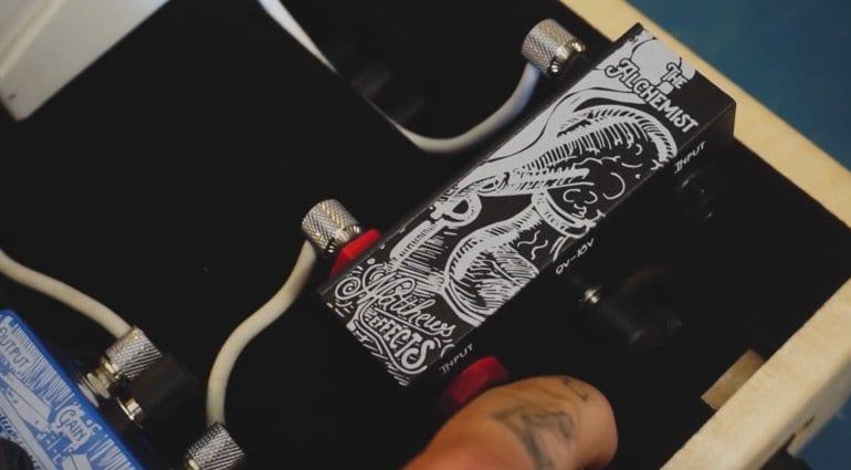 Matthews Effects The Alchemist pedal