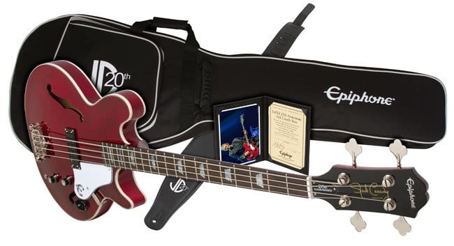 Epiphone Jack Casady 20th Anniversary bass