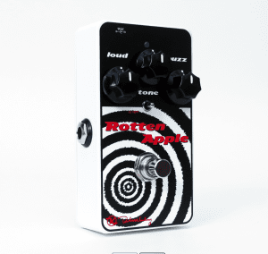 Keeley Rotten Apple Fuzz pedal