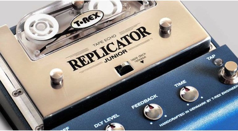 T Rex Replicator Junior Tape Echo