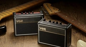 Vox AC2RV AC2RVBASS mini amps