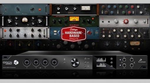Antelope Audio Orion Studio HD Front