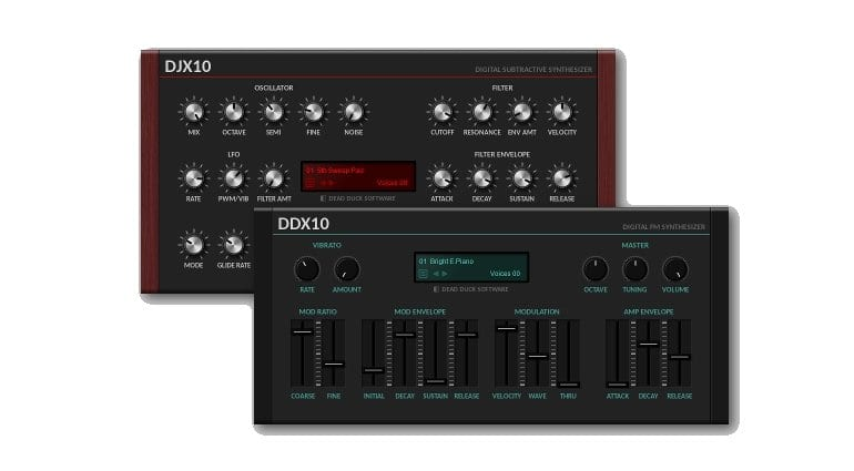 Dead Duck Synth Bundle
