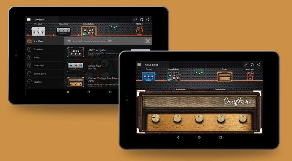 deplike 3 0 android guitar amp simulation gets a welcome update. Black Bedroom Furniture Sets. Home Design Ideas