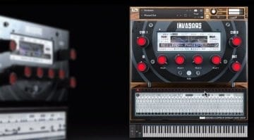 Divergent Audio Group Invasors for Kontakt