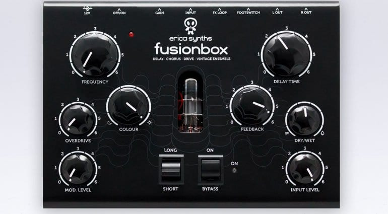 Erica Synths FusionBox