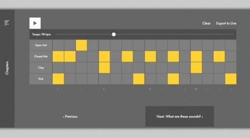 Learning Music with Ableton