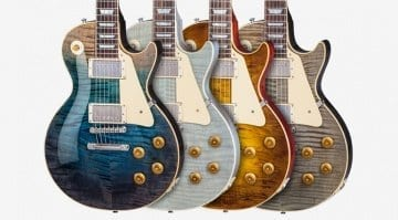 Gibson Custom Shop Les Paul Standard 'Rock Top'