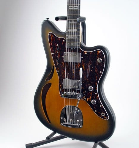 Dream Studio Guitars Sparkler Alain Johannes Signature Model