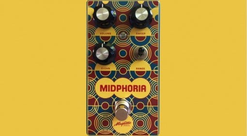 Magnetic Effects Midphoria pedal