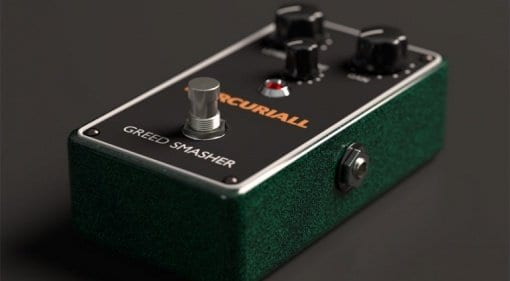 Mercuriall Audio Greed Smasher plugin