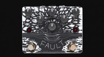 Old Blood Noise Endeavors the Fault Overdrive:Distortion