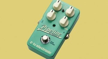 TC Electronics Pipeline Tap Tremolo with TonePrint