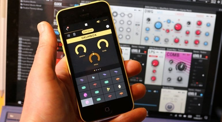 Ampify Groovebox Drumbox